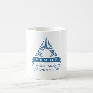 AAA-CPA Member Mug