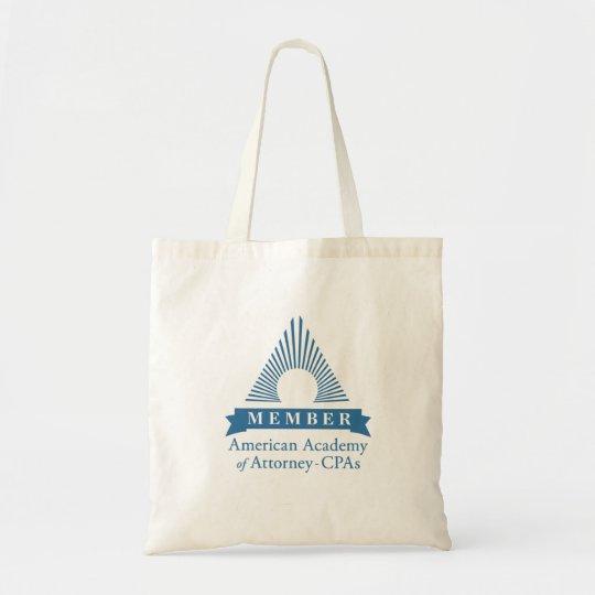 AAA-CPA Member Tote Bag