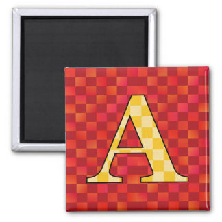 AAA SQUARE MAGNET