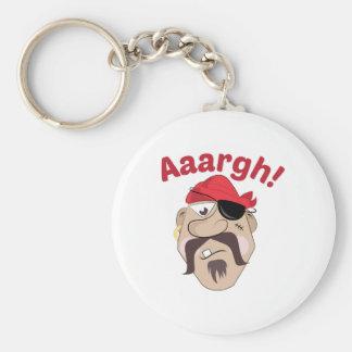Aaargh! Key Chain