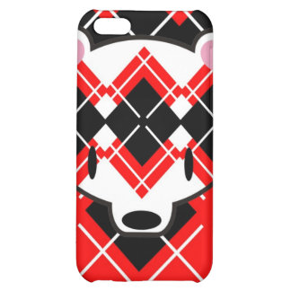 Aaargyle RB kuma speckcase Cover For iPhone 5C