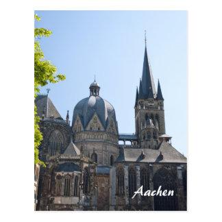 Aachen Postcard