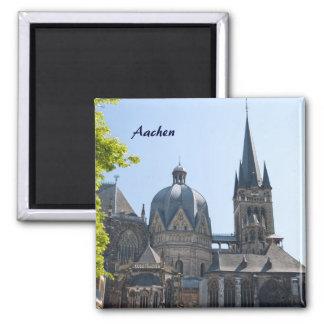 Aachen Square Magnet