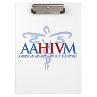 AAHIVM logo Clipboard