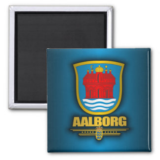 Aalborg Square Magnet