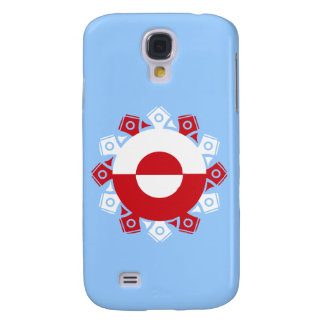 Aanaap Aputaaraataa (Grandma's Little Snowflake) Galaxy S4 Case