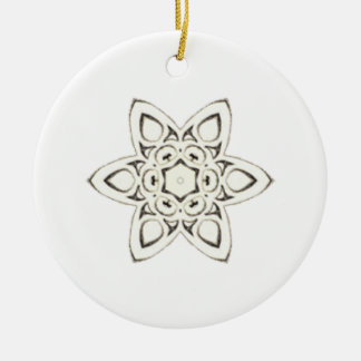 Aanandha Peace Flower Ornament
