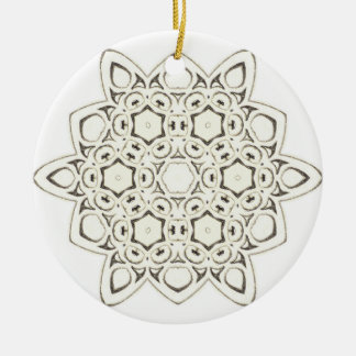 Aanandha Peace Star Ornament