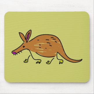 aardvark mouse mat