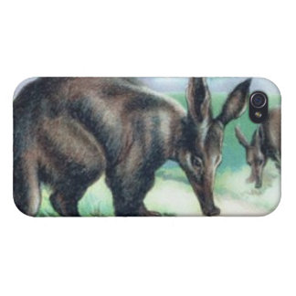 Aardvarks Case For iPhone 4