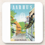 AARHUS, Danmark Coaster