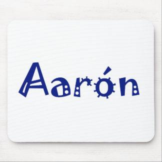 Aarón Alfombrilla De Raton