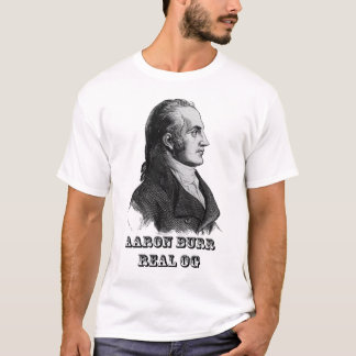 Aaron Burr Original Gangsta T-Shirt