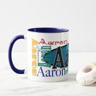 Aaron Coffee Mug