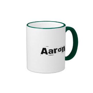 Aaron Ringer Mug