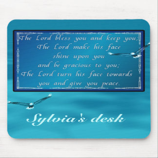 Aaronic blessing mousepads
