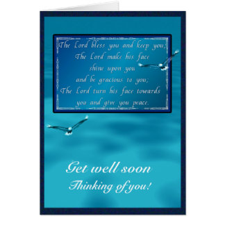 Aaronic blessing! note card