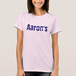 Aaron's T-Shirt