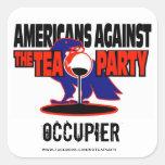AATTP #OCCUPY 99% STICKERS