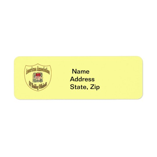 AAWO RETURN ADDRESS LABEL