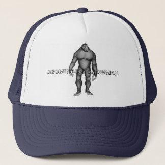 aazaxa111, Abominable Snowman Trucker Hat