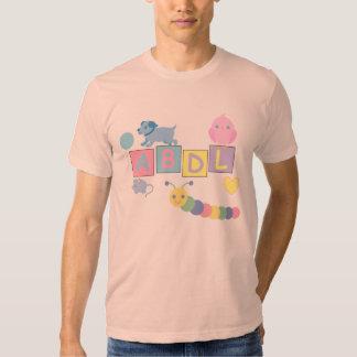 AB/ABDL/Adult baby Love Tee