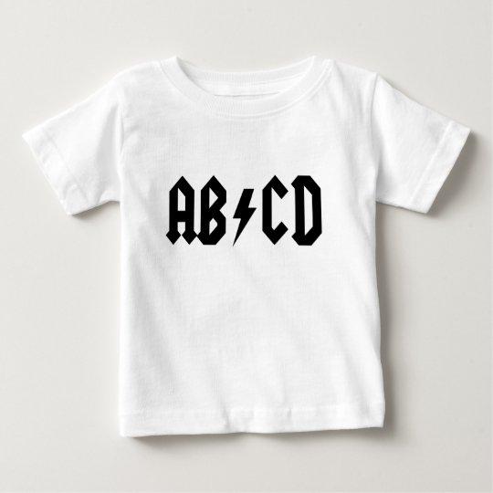 AB/CD BABY T-Shirt