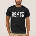 AB - CD T-Shirt