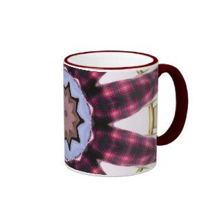 AB Kaleidoscope Ringer Mug