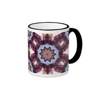 AB Kaleidoscope Seamless Ringer Mug