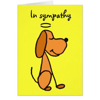 AB- Pet Sympathy Card