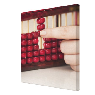 Abacus Gallery Wrap Canvas