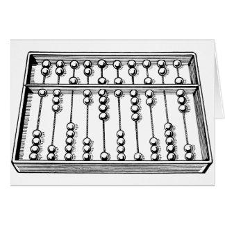 Abacus Card