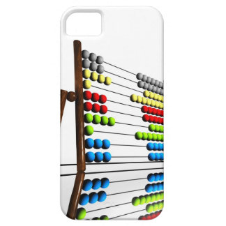 Abacus, computer artwork. iPhone 5 covers