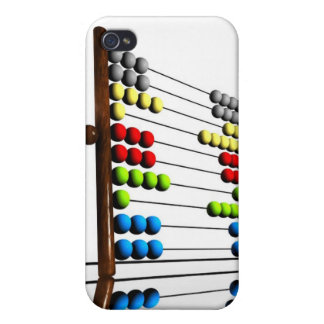 Abacus, computer artwork. iPhone 4/4S cases