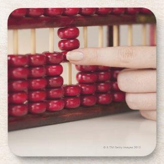 Abacus Beverage Coasters