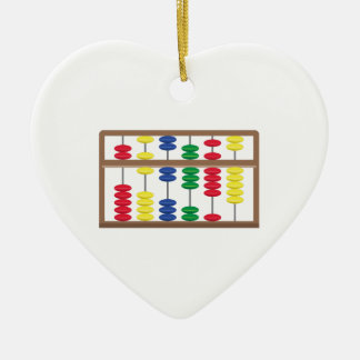 Abacus Christmas Tree Ornament