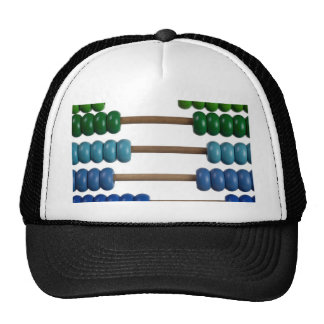 Abacus for kids mesh hat