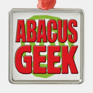 Abacus Geek Ornaments