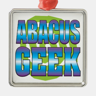 Abacus Geek v3 Ornaments