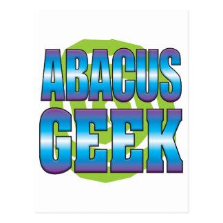 Abacus Geek v3 Post Card