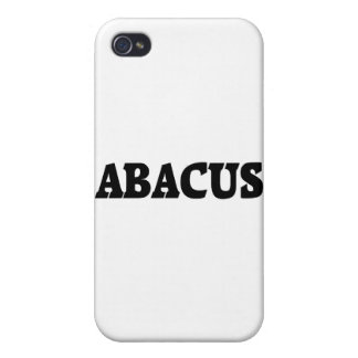 ABACUS CASE FOR iPhone 4