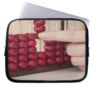Abacus Computer Sleeve