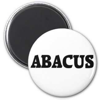 ABACUS MAGNET