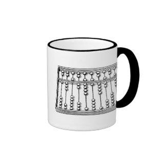 Abacus Ringer Coffee Mug