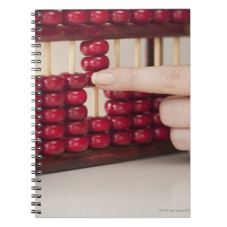 Abacus Spiral Note Book