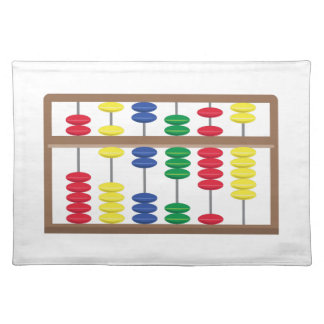 Abacus Placemats