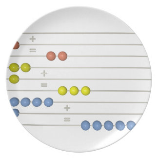 abacus dinner plates