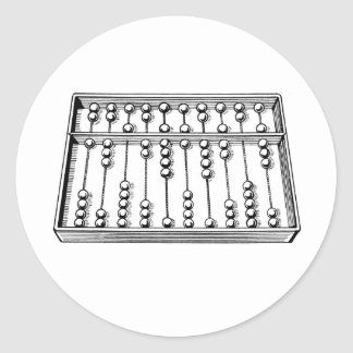 Abacus Stickers