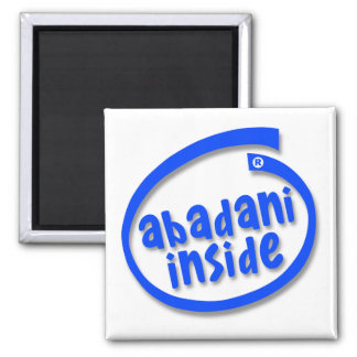 Abadani Inside Magnet